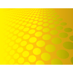 Yellow background with dots